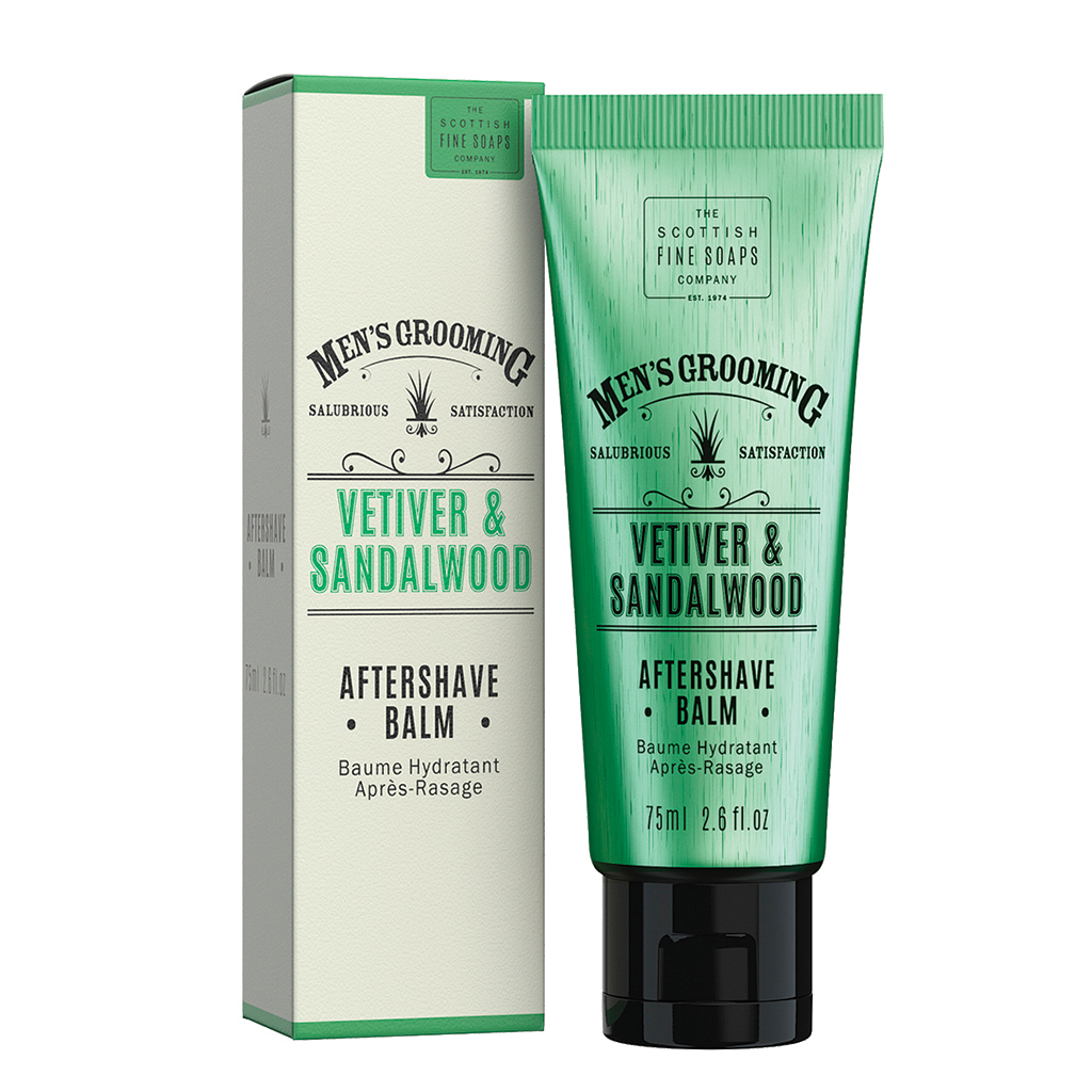 Veviter and Sandalwood Aftershave Balm